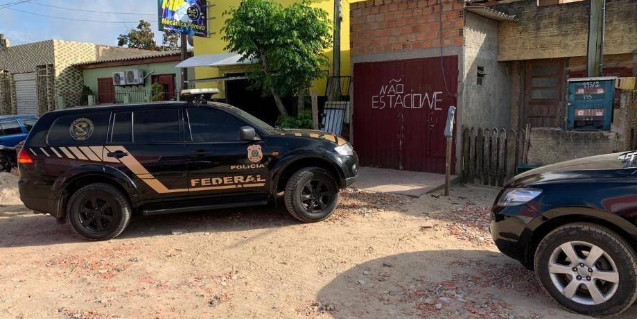 Operação tenta desarticular quadrilhas ligadas ao tráfico internacional de drogas