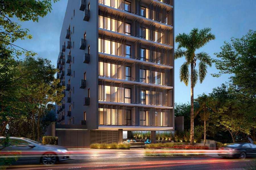 Hotel será construído na Rua Doutor Timóteo, 577, no bairro Moinhos de Vento