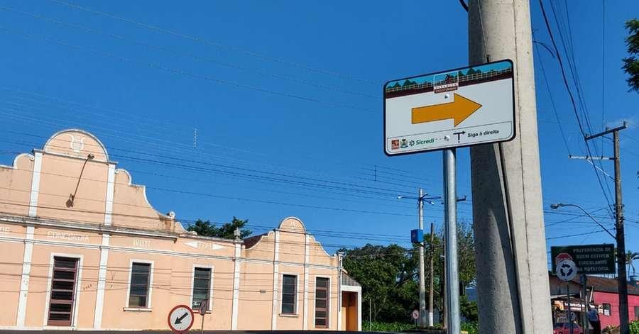 Circuito promove o cicloturismo em Ivoti - Jornal Correio do Povo
