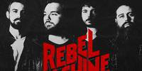 A Rebel Machine já dividiu o palco com Slash, Black Label Society, Scalene e Far From Alaska