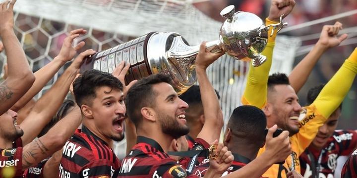 Com Título Flamengo Garante Vaga No Mundial De Clubes E