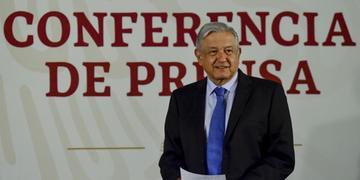 Mandatário mexicano criticou situação na Bolívia