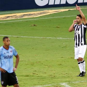 São Paulo é o sexto colocado, com 54 pontos