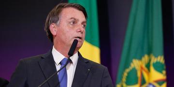 Bolsonaro também manifestou torcida por Lacalle Pou no Uruguai