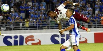Fluminense venceu por 1 a 0, com gol de Yoni González