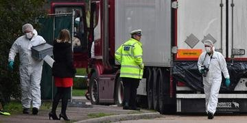 Vítimas transportadas como carga buscavam um novo futuro na Inglaterra