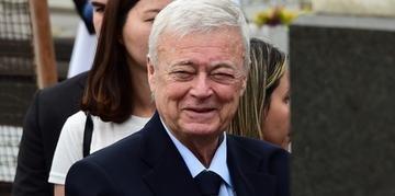 Ex-presidente da Confederação Brasileira de Futebol (CBF) Ricardo Teixeira foi banindo por corrupção pela Fifa