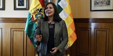 Karen Longaric, jurista e especialista em direito internacional,