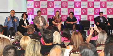 Evento no Plaza São Rafael salientou papel feminino na política