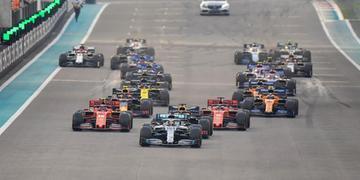 Hamilton conquistou hexacampeonato em Abu Dhabi neste domingo