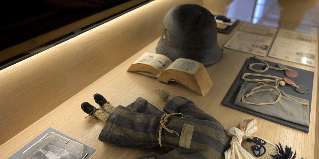 Museu do Holocausto de Buenos Aires reabriu suas portas neste domingo após dois anos