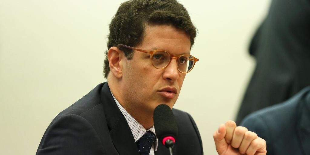 Ricardo Salles quer mais investimentos de países ricos na defesa do meio ambiente