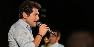 Daniel se apresenta no próximo domingo no concerto comunitário de Natal em Porto Alegre