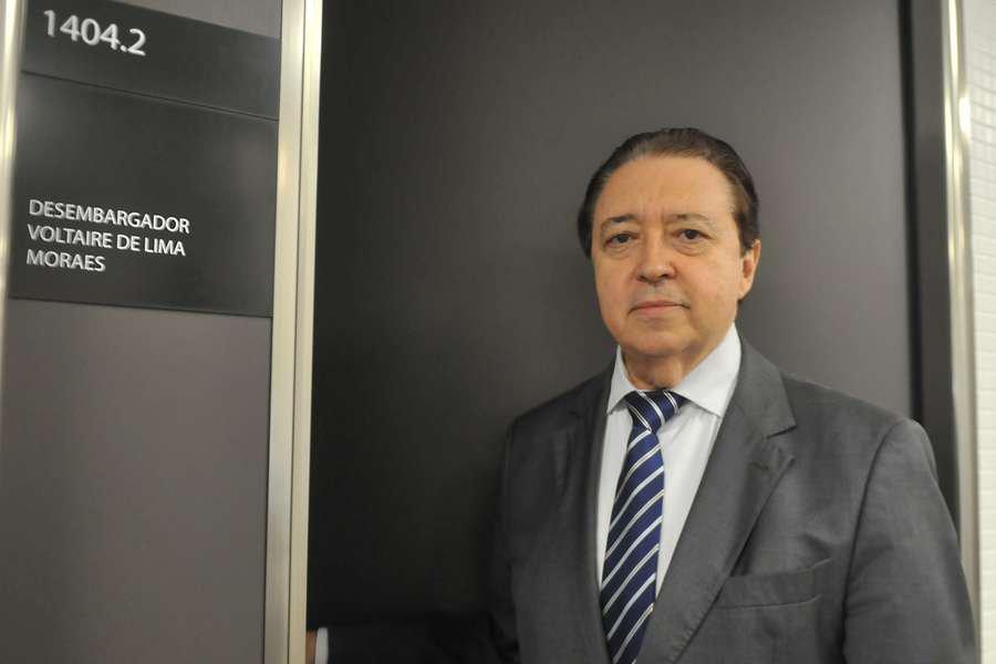 Desembargador Voltaire de Lima Moraes, da 19ª Câmara Cível, foi eleito presidente do Tribunal de Justiça do Rio Grande do Sul para o biênio 2020/2021