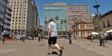 Porto Alegre deve ter mínima de 14ºC e máxima de 28ºC