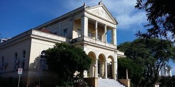 Cronograma do concurso público foi anunciado no salão nobre do Palacinho, sede do governo municipal de Santa Cruz do Sul