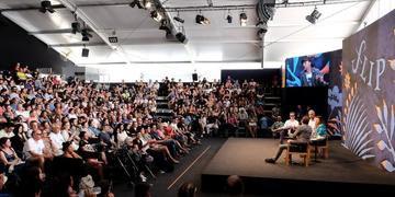 Flip é considerada um dos principais eventos literários do País e recebe escritores do mundo todo