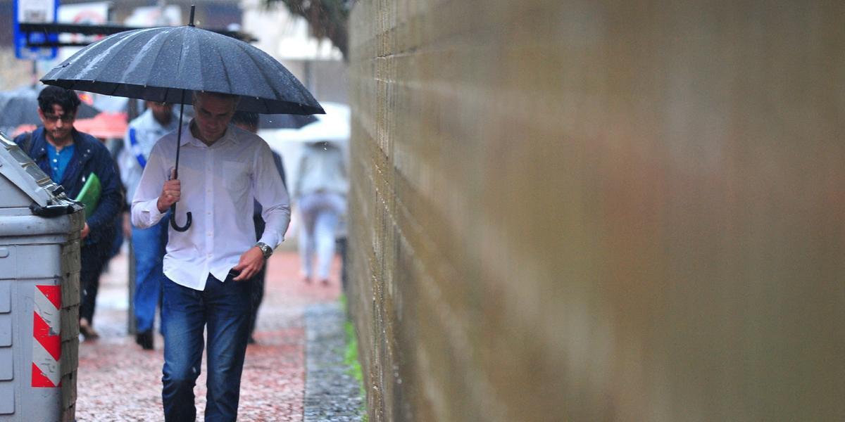 Chuva deve atingir também a capital gaúcha nesta quarta-feira