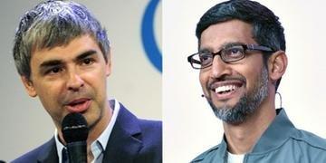 Larry Page salientou que vai para um papel de