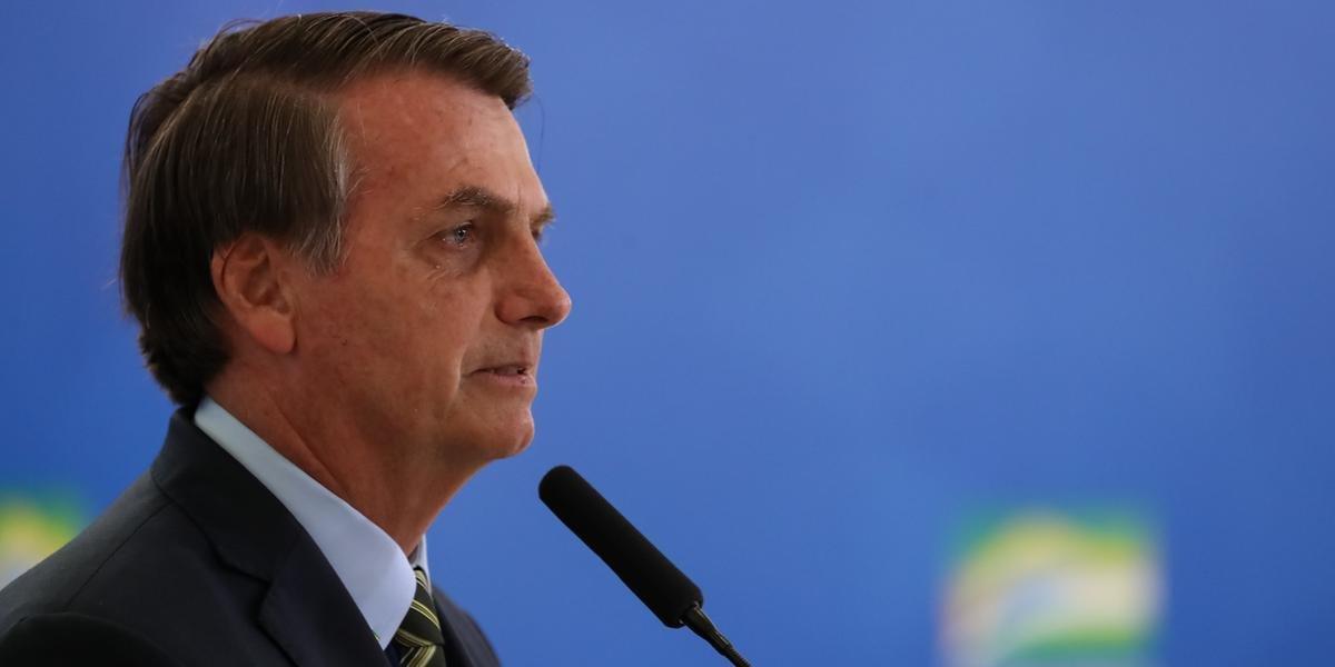 Presidente Jair Bolsonaro disse que o preço da carne no mercado brasileiro deve cair