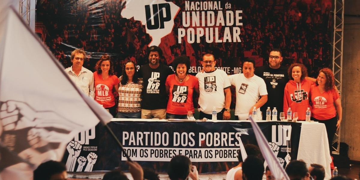 Unidade Popular está apto a participar das eleições municipais de 2020