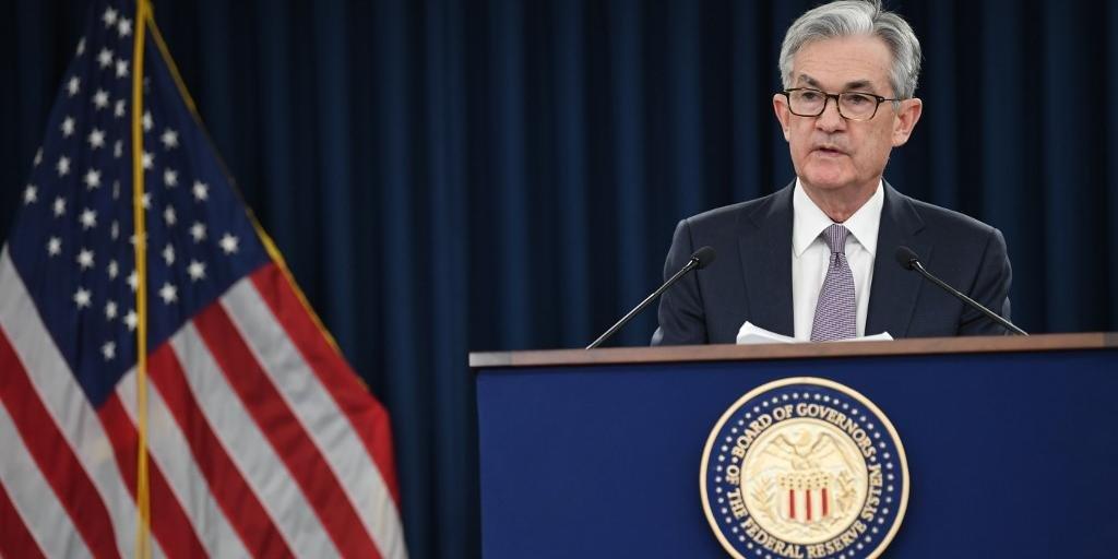 Segundo o FOMC, a inflação e o núcleo da inflação ficaram abaixo da meta de 2%