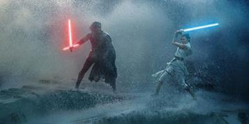O episódio final da saga fecha o arco que Skywalker e a terceira trilogia iniciada em 2015.