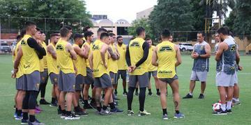 Guarani do Paraguai já começou a pré-temporada