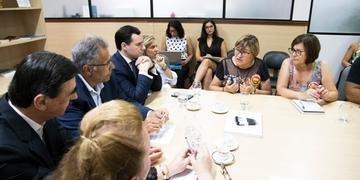 Duas reuniões de negociação para recuperação das aulas já foram realizadas