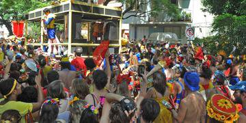 Este será o segundo ano em que o Carnaval de Rua de Porto Alegre será realizado a partir de editais