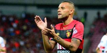 Atacante Guilherme foi destaque na Série B jogando pelo Sport
