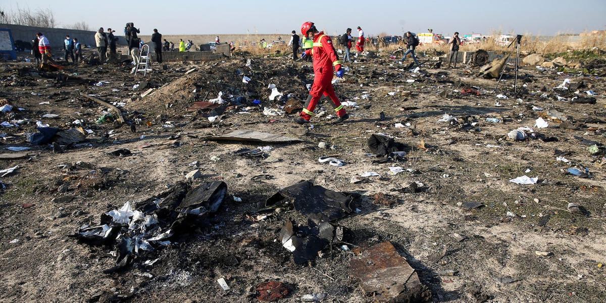 Incidente deixou 176 mortos