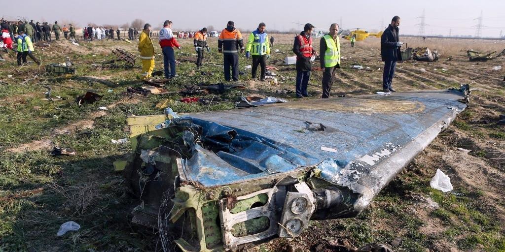 Governo iraniano admitiu a responsabilidade por derrubar o avião ucraniano