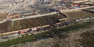 Avião que foi atingido por míssil do Irã deixou 176 mortos