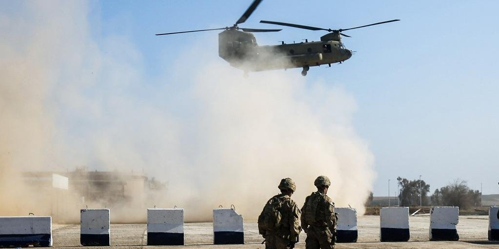 Nenhum soldado norte-americano teria ficado ferido