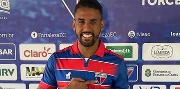 Volante Michel ficará no Fortaleza até dezembro de 2020