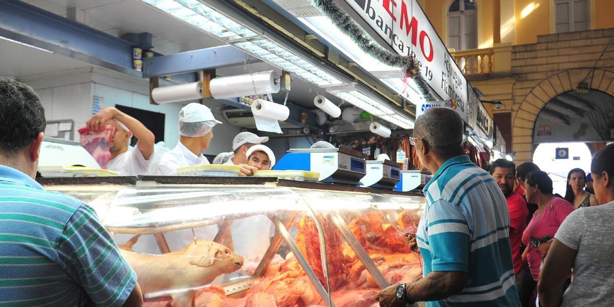 Alta das carnes impactou sobre a inflação registrada em 2019 no País