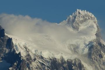 O Parque Nacional Torres del Paine, localizado na região da Patagônia, no Chile.