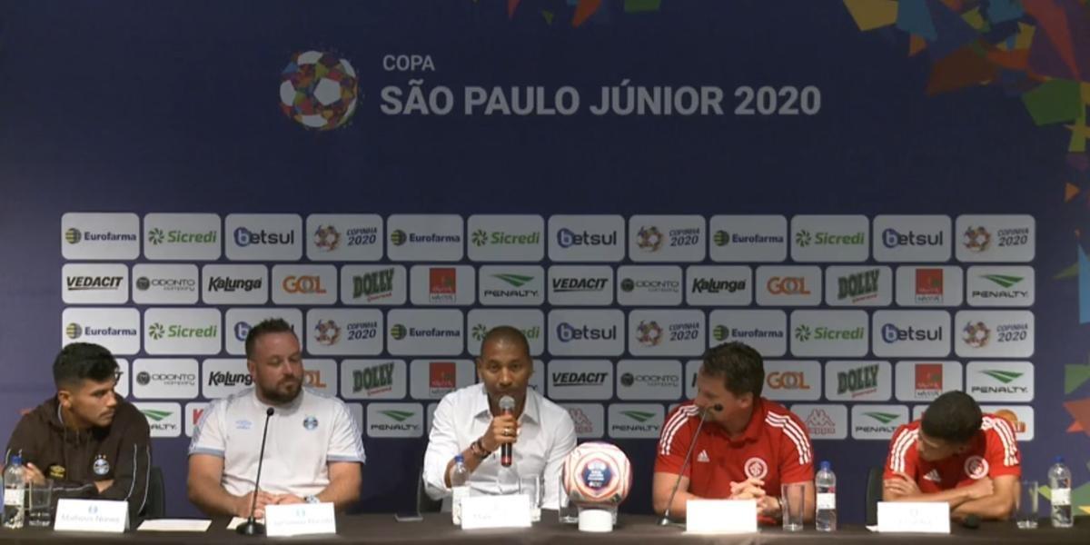 Gre-Nal decide Copa SP pela primeira vez na história da competição