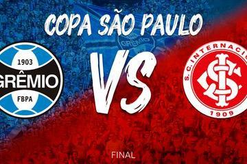Gre-Nal histórico na base decide Copa São Paulo de 2020