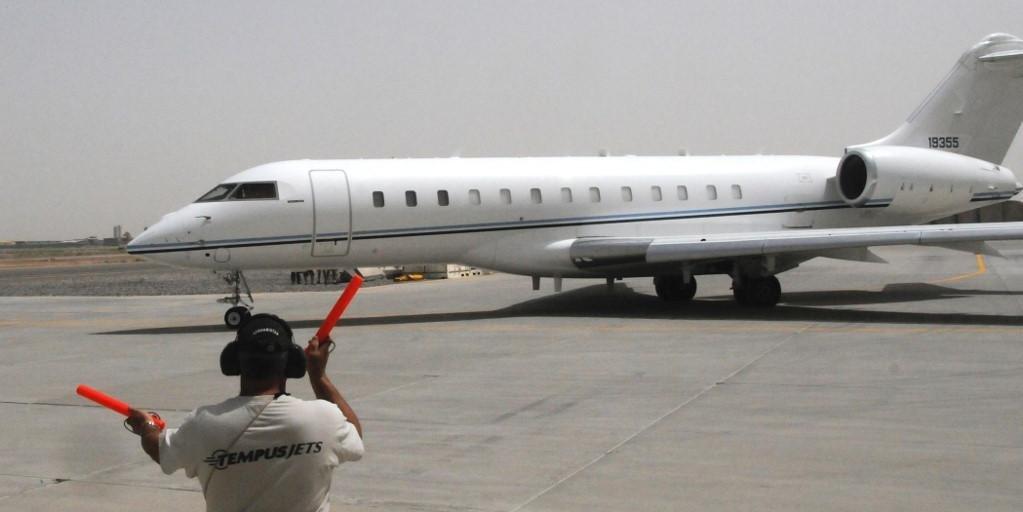 Segundo os talibãs, a aeronave