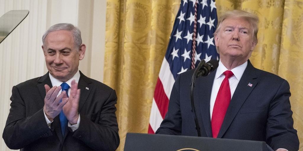 Primeiro-ministro israelense Benjamin Netanyahu esteve presente na apresentação