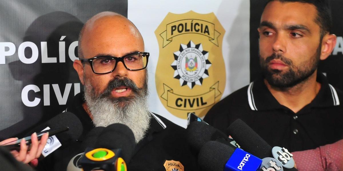 Informações foram divulgadas em coletiva da Polícia Civil nesta terça-feira