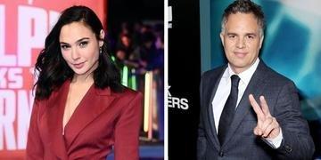 Gal Gadot e Mark Ruffalo serão apresentadores da cerimônia do Oscar 2020