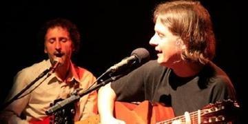 Álvaro Santi & André Mâncio fazem show nesta quinta-feira no Café Fon Fon