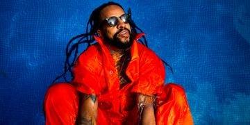 """Quarto trabalho de estúdio do rapper, """"Capim-Cidreira"""", foi lançado em setembro do ano passado"""