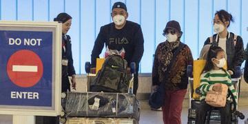 Retirada de pessoas de áreas de epidemia gera vários pontos de quarentena
