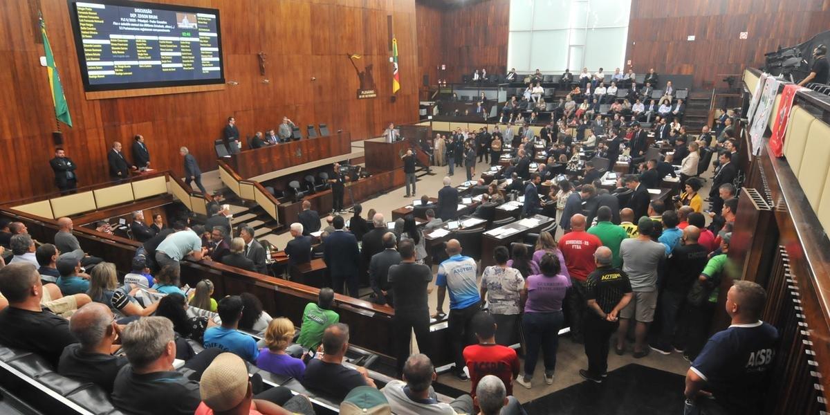 Votação do pacote de reformas proposto pelo Executivo foi votado em quatro dias