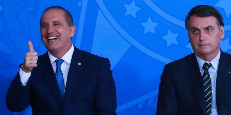 Onyx vê troca de ministério como uma nova missão no governo Bolsonaro