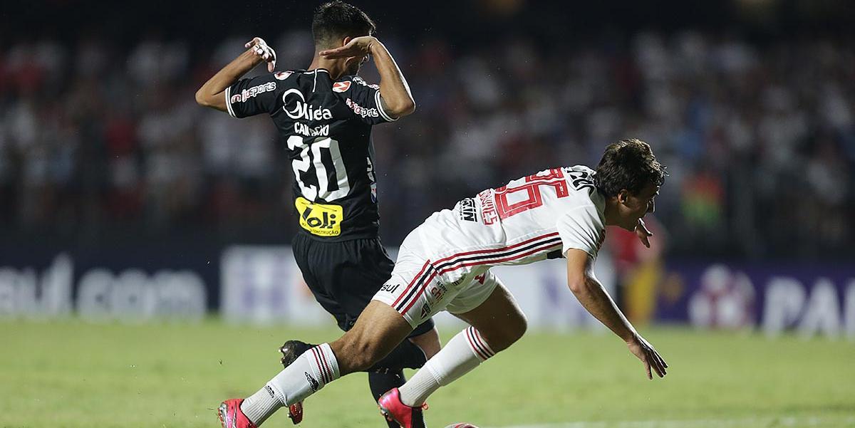 São Paulo e Corinthians empataram em 0 a 0 no Morumbi